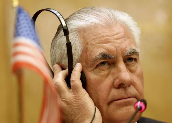 تيلرسون يدعو ميليشيات إيران إلى مغادرة سوريا