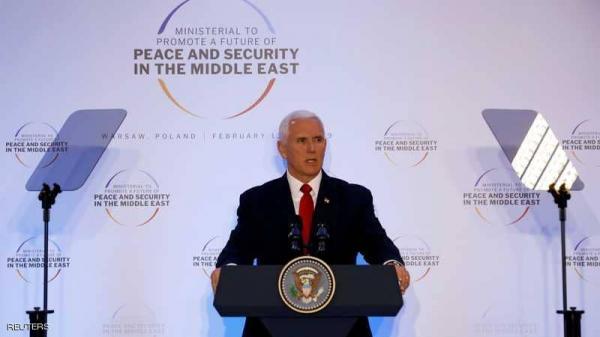 نائب الرئيس الأمريكي: مليشيات الحوثي تنشر الفوضى في المنطقة باستخدام الصواريخ الإيرانية