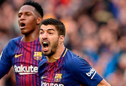 برشلونة يبحث عن وقف سريع لنزيف النقاط