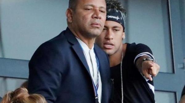 والد نيمار يهاجم منتقدي ابنه بعد الهزيمة أمام ريال