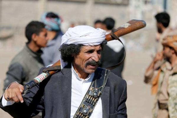 احتدام المعارك البينية في صفوف مليشيا الحوثي في المطمة بالجوف