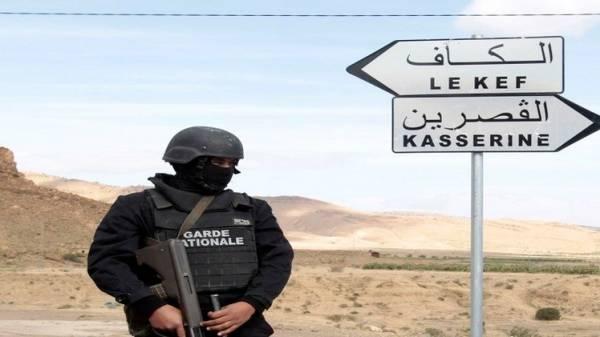 4 قتلى من الحرس التونسي بهجوم على الحدود مع الجزائر