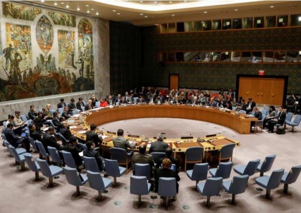 مشروع قرار لمجلس الامن يدين ايران بتزويد الحوثيين بالصواريخ
