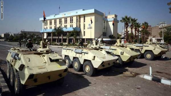 مصر.. قتلى وجرحى في هجوم شنه &#34مجهولون&#34 على دورية أمنية بالسويس