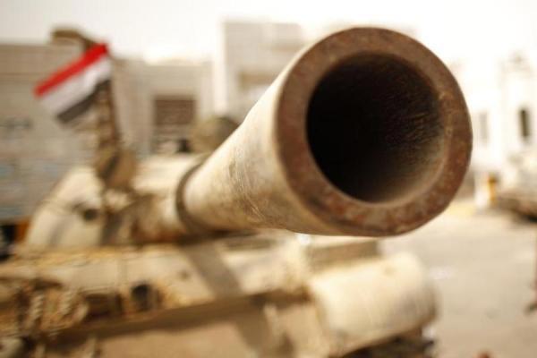 القوات الحكومية تهاجم مواقع مليشيا الحوثي في الجوف