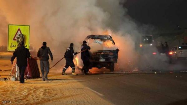 قتلى ومصابون بانفجار وسط القاهرة خلال ملاحقة إرهابي