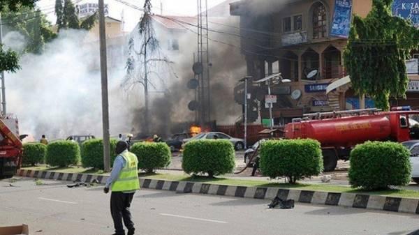 مقتل 13 شخصا بتفجير انتحاري في نيجيريا