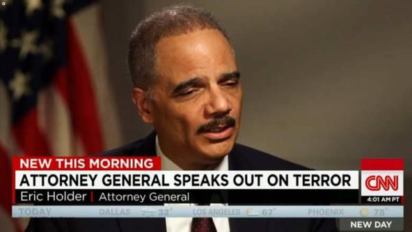 المدعي العام الأمريكي لـ&#34الجهادي جون&#34: سنعثر عليك.. ولا استبعد تدخلا بريا أمريكيا في سوريا