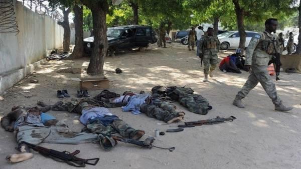 القوات الصومالية تقتل 50 مسلحاً من &#34الشباب&#34