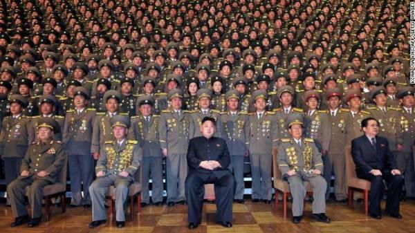 زعيم كوريا الشمالية يدعو جيشه للتأهب ضد واشنطن