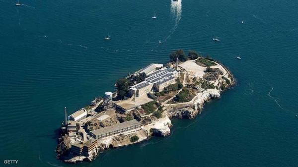 اكتشاف قاعدة عسكرية &#34سرية&#34 تحت سجن &#34ألكاتراز&#34 الأمريكي الشهير