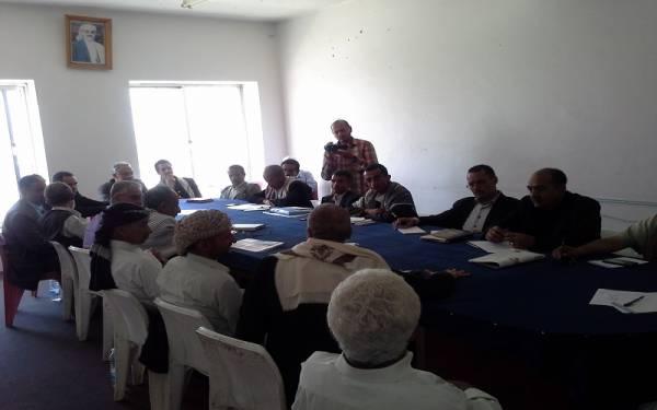 رؤية لحل الأزمة اليمنية تنطلق من تعز حال طال أمد الحوار