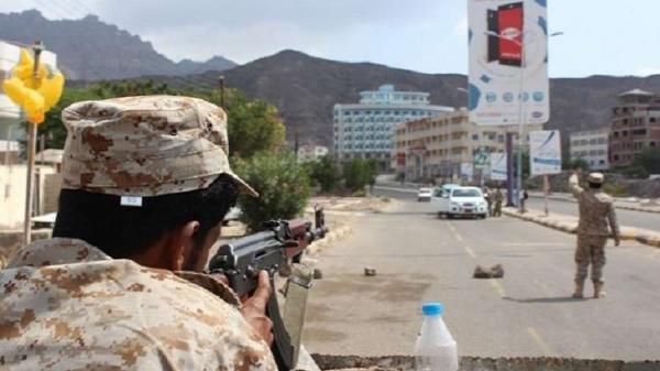 مسلحون يطلقون النار على نقطة تفتيش للحزام الأمني في المنصورة بعدن