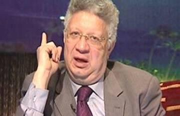 رئيس نادي الزمالك يرفض تصرفات مدرب فريق كرة القدم