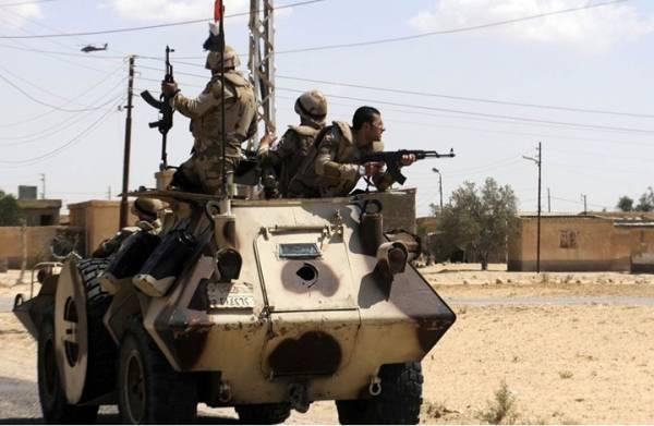 مصر: مقتل 15 من أنصار بيت المقدس في سيناء