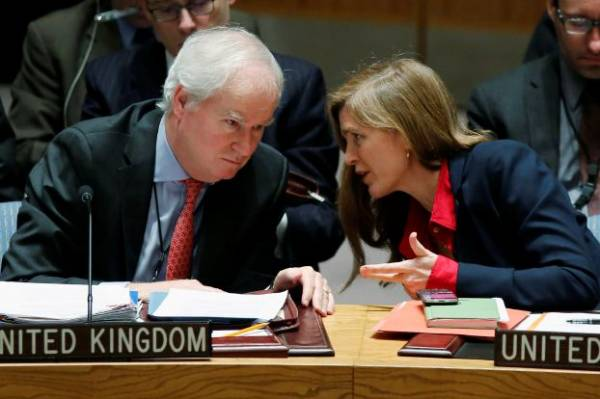 مجلس الأمن يتبنى قراراً يدين استخدام الكلور سلاحاً في سوريا