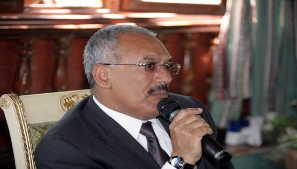 الرئيس صالح يؤكد على ضرورة محاربة الطائفية والعنصرية (فيديو)