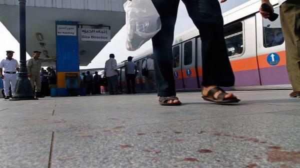 مصر.. وفاة وإصابة نحو 32 في حادث تصادم قطار وحافلة طلبة