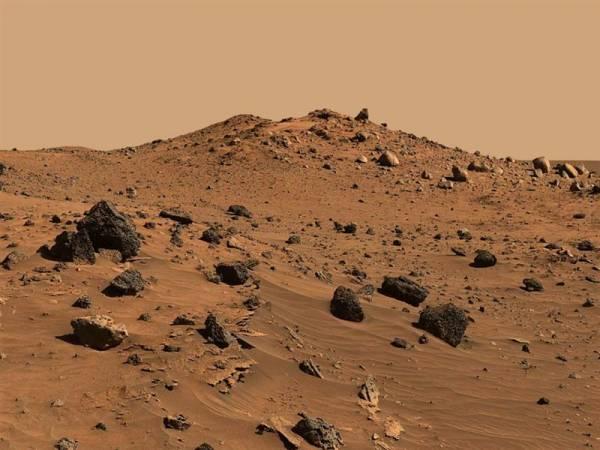 ناسا: المياه ربما غطت 20 في المائة من سطح كوكب المريخ