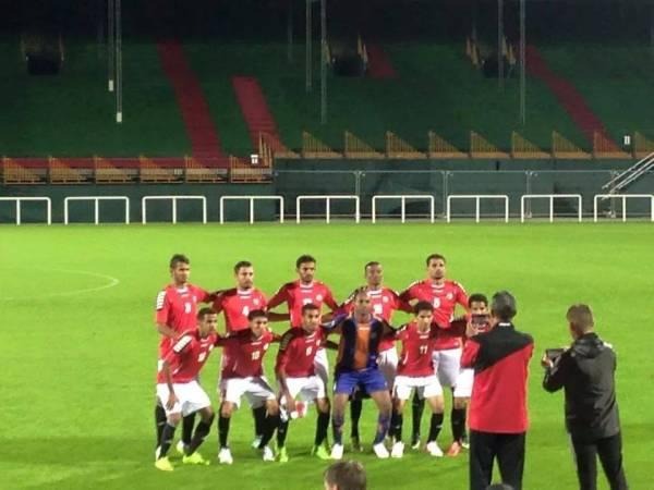 المنتخب اليمني لكرة القدم يفوز على نظيره الباكستاني 3 - 1