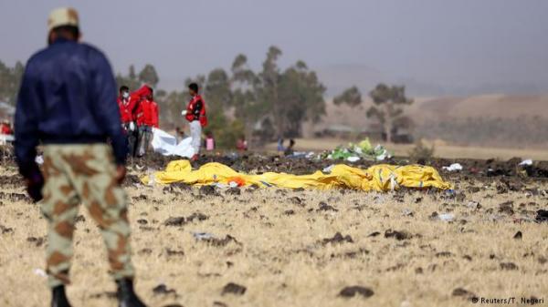 120 ثانية أنقذت راكباً من الموت في حادث تحطم الطائرة الاثيوبية