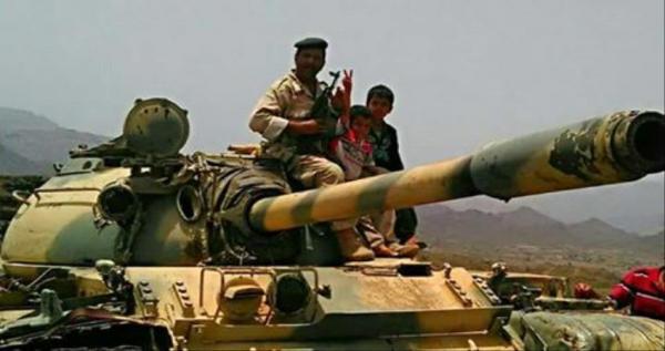 نجاة قائد اللواء 30 مدرع بالضالع من كمين مسلح