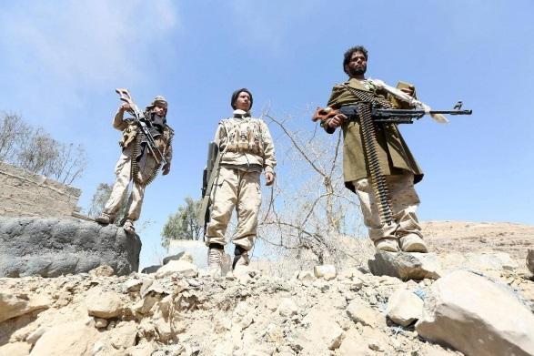 القوات الحكومية تسيطر على مواقع في سلسلة جبال الظهرة في برط العنان بالجوف