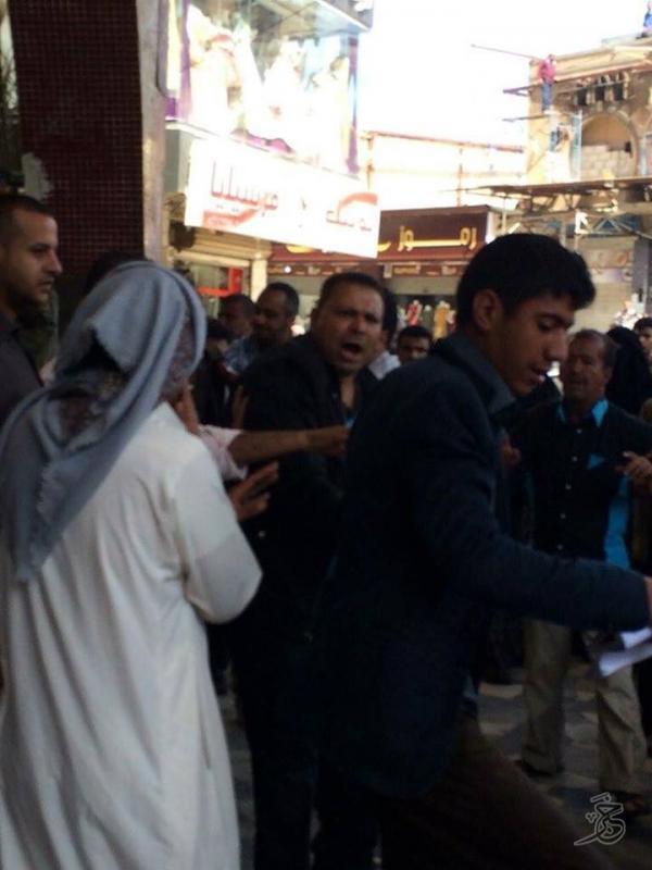 مليشيا الحوثي تطلق الرصاص الحي على النساء وتعتقل الرجال بصنعاء