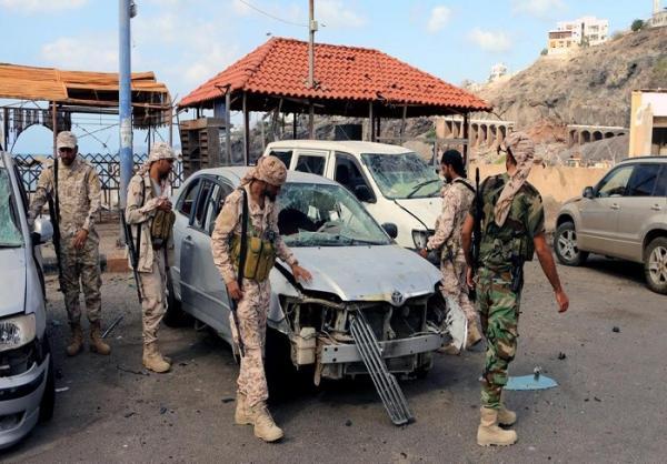 القبض على العقل المدبر للهجمات الإرهابية في عدن