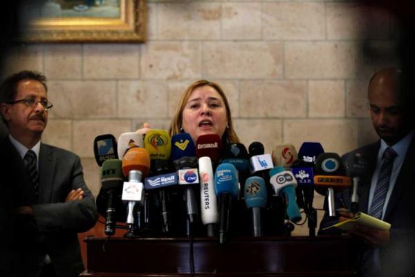 معلقة على اعتداء الحوثيين على مسيرة الورود.. رئيسة بعثة الاتحاد الأوروبي: &#34أيام سيئة سوداء في صنعاء&#34