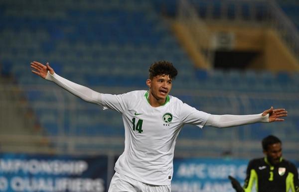 المنتخب السعودي يستهل تصفيات كأس آسيا للشباب بالفوز على منتخب جزر المالديف 6-0