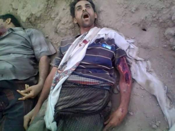 إعلام غربي: داعش يتبنى إعدام 29 جندياً يمنياً في لحج (ترجمة)