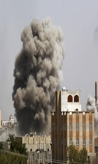 تفاصيل انفجار عنيف شمالي صنعاء