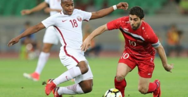 بطولة الصداقة: تعادل سوريا وقطر 2-2