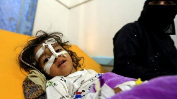 الأمم المتحدة تحصي 190 وفاة مرتبطة بالكوليرا في اليمن منذ بداية العام