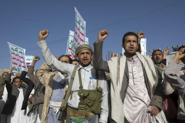 Houthi threatened those reluctant to attend their demonstration with arrest