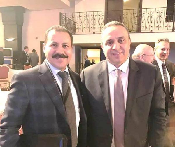 أمين عام اتحاد المصارف العربية يشيد بدور وزير الصناعة اليمني في مواجهة التحديات الاقتصادية