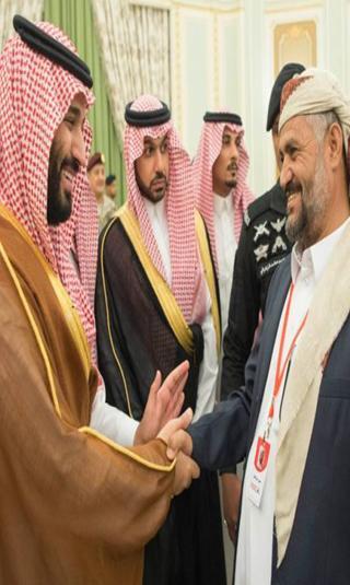 باتيس يؤكد حقيقة بحث السعودية عن حليف بديل لحزب الإصلاح في اليمن