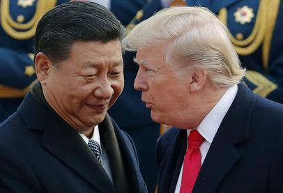 اشتعال الحرب التجارية بين الصين وأميركا