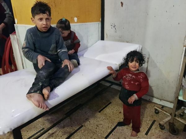 اجتماع طارئ لمجلس الأمن والاتحاد الأوروبي يدعو للرد على &#34هجوم كيماوي آخر&#34 في سوريا