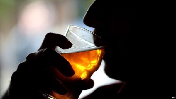 مشروب كحولي واحد يكفي للإصابة بجلطة