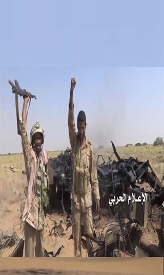 قوات الجيش واللجان تتقدم في شبوة وتأسر عدداً من المرتزقة