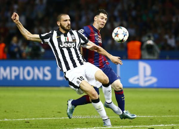 أفضلية برشلونة أمام الطليان تصطدم بقوة يوفنتوس على ملعبه