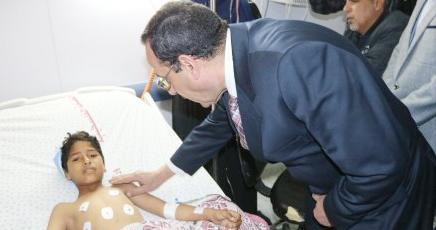 مصر.. من هو الطفل الذي نفذ التفجير الانتحاري في سوق سيناء؟