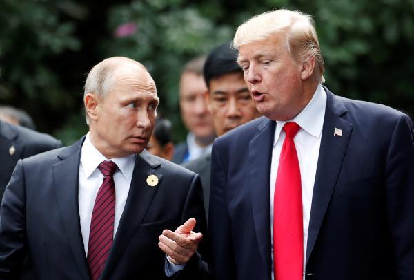 ترامب: &#34الصواريخ قادمة&#34 إلى سوريا.. روسيا: سنسقطها