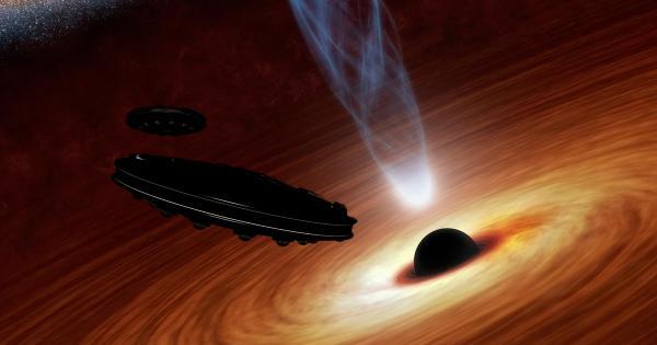 هل نستطيع اكتشاف الحضارات الفضائية الذكية بتعقب أثر مركباتها بين المجرات؟