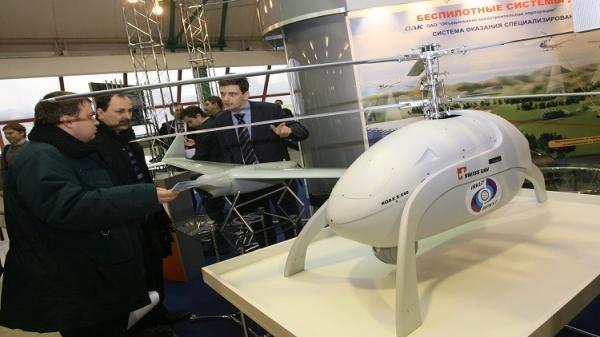 روسيا تصمم طائرة بلا طيار لنقل الجرحى