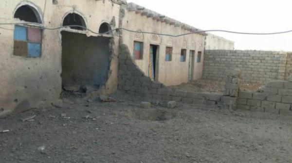 قتيل وجرحى مدنيون في قصف حوثي على مدينة حيس بالحديدة