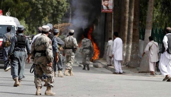 تصاعد حدة القتال في أنحاء أفغانستان بعد إعلان طالبان بدء هجوم الربيع