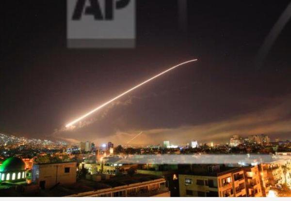 واشنطن تعلن تدمير الاهداف المحددة في سوريا وانتهاء الهجمات المشتركة